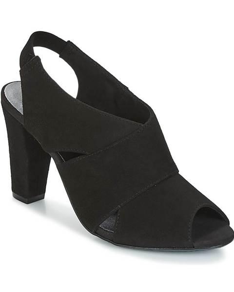 Čierne sandále KG by Kurt Geiger