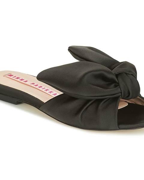 Čierne topánky Minna Parikka