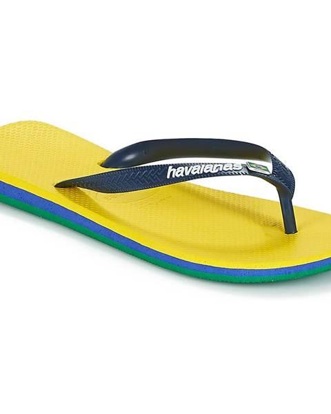 Žlté topánky Havaianas
