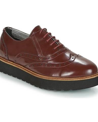 Bordové topánky Ippon Vintage