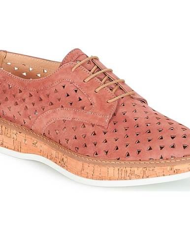 Ružové topánky Jonak