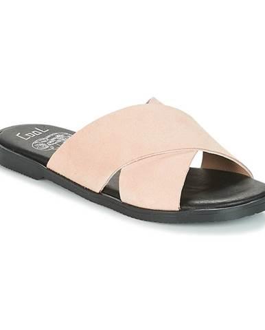 Ružové topánky Coolway