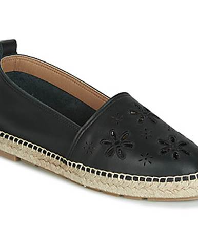 Čierne espadrilky Betty London