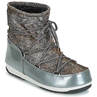 Obuv do snehu Moon Boot  MOON BOOT LOW LUREX