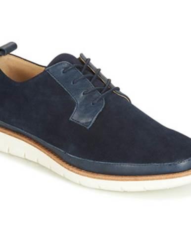 Modré topánky Schmoove