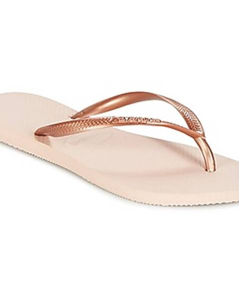 Zlaté topánky Havaianas