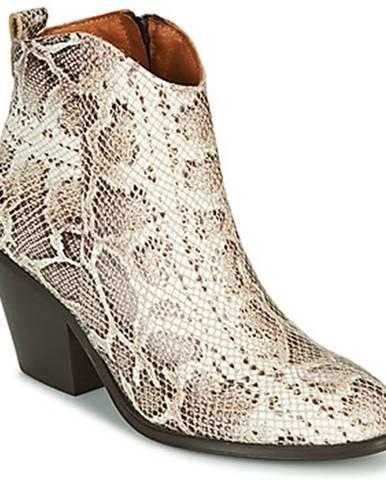 Viacfarebné topánky Fericelli