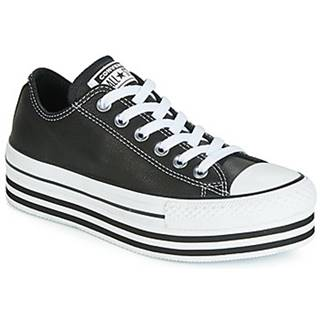 Nízke tenisky Converse  CHUCK TAYLOR ALL STAR LAYER BOTTOM LEATHER OX
