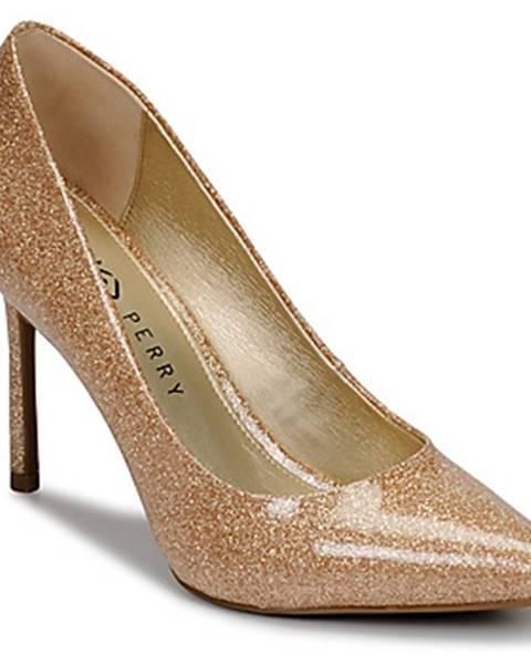 Zlaté lodičky Katy Perry