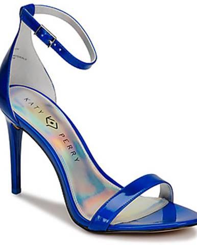 Modré sandále Katy Perry