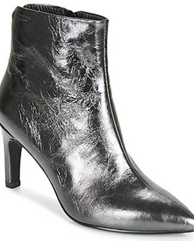 Strieborné topánky Vagabond
