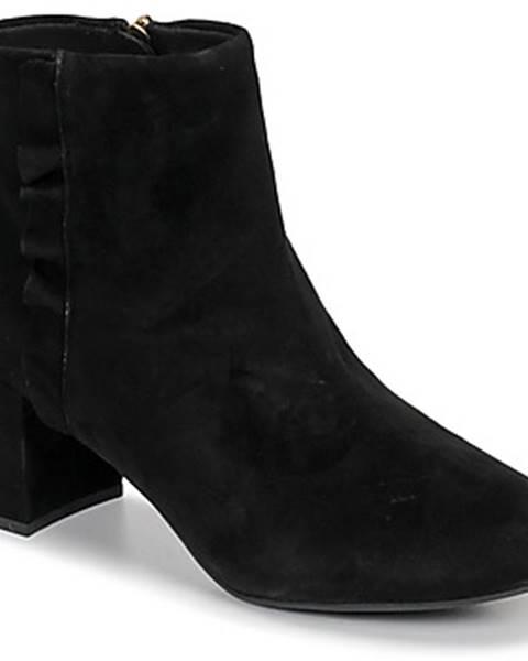 Čierne topánky Rockport
