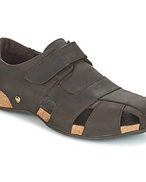 Hnedé sandále Panama Jack