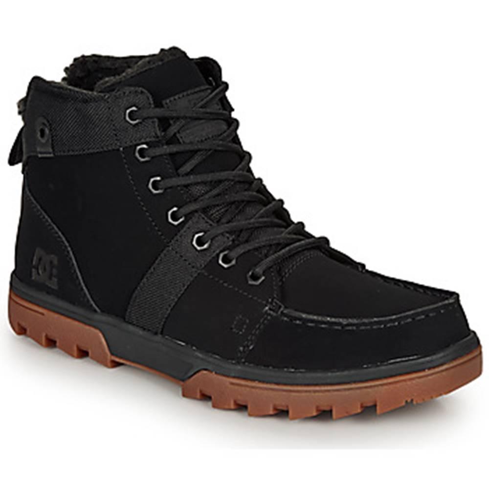 DC Shoes Členkové tenisky DC Shoes  WOODLAND