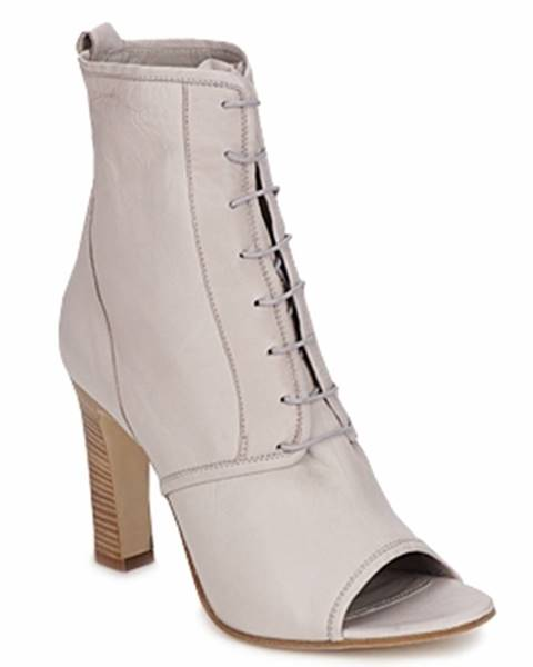 Béžové topánky Jil Sander