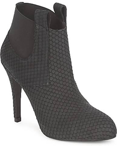 Čierne topánky Frida