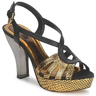 Sandále Magrit  GOLD EFFECT