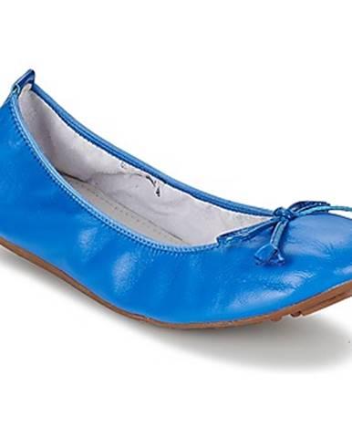 Modré balerínky Mac Douglas