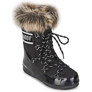 Obuv do snehu Moon Boot  MOON BOOT MONACO LOW