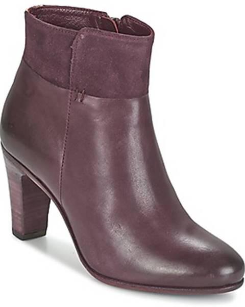 Bordové topánky Fred de la Bretoniere