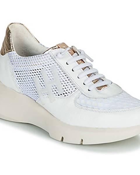 Biele tenisky Hispanitas