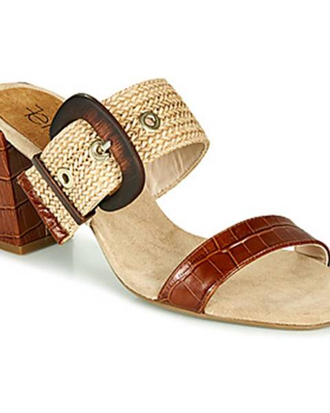 Béžové topánky Fericelli
