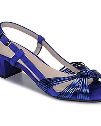 Modré sandále Fericelli