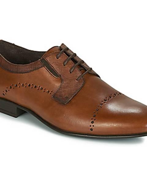 Hnedé topánky André
