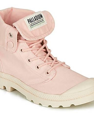 Ružové polokozačky Palladium
