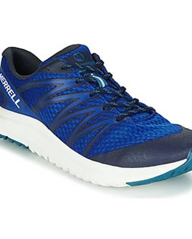 Modré topánky Merrell