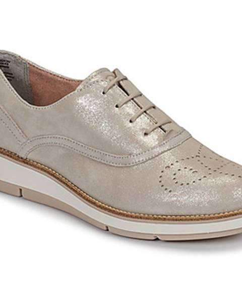 Zlaté topánky Tamaris