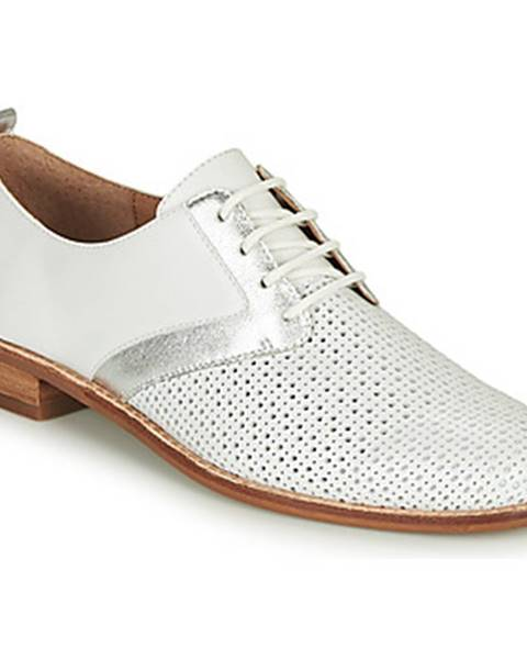 Biele topánky Karston