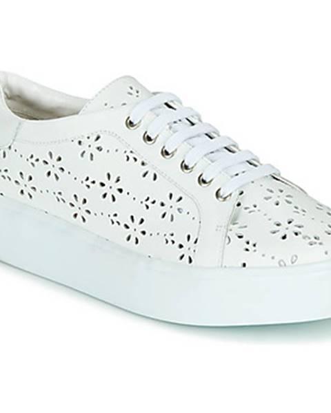 Biele tenisky Cristofoli