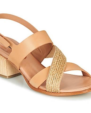 Béžové sandále Neosens