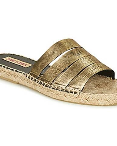 Zlaté topánky Pare Gabia