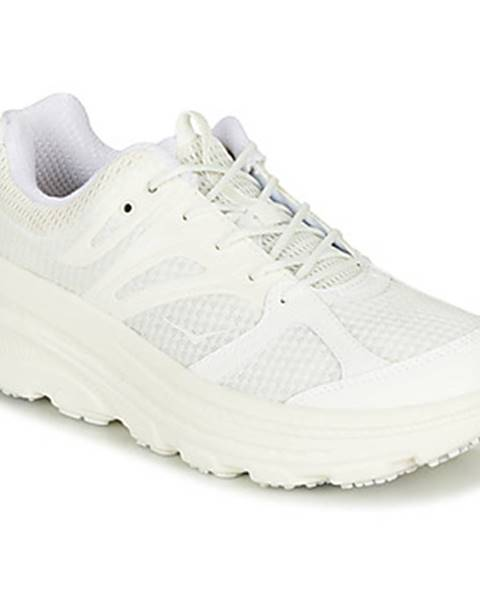 Biele topánky Hoka one one