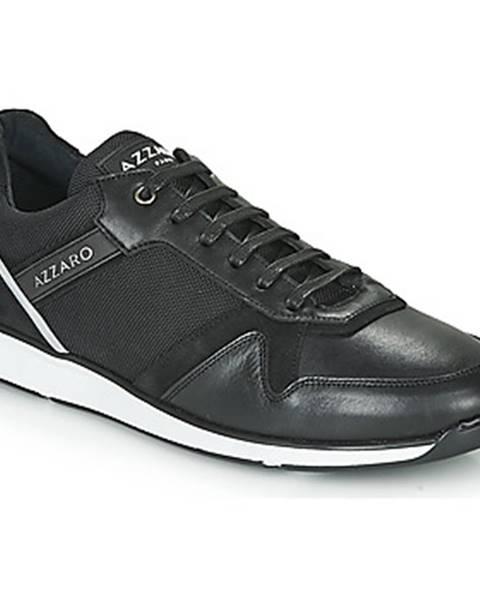 Čierne tenisky Azzaro