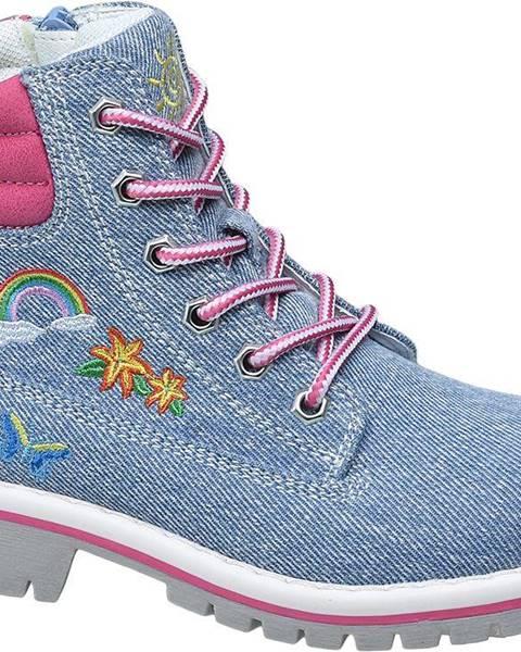 Modré topánky Graceland
