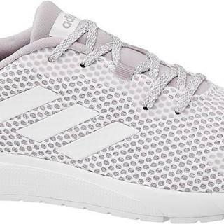Bielo-fialové tenisky Adidas Sooraj
