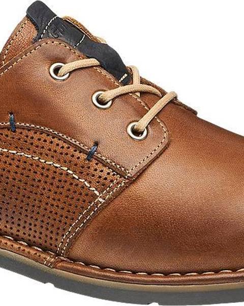 Koňakové topánky Gallus