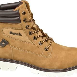 Hnedá členková obuv Bench