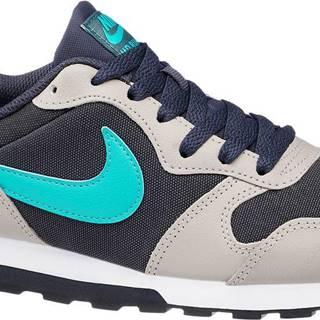 NIKE - Sivé tenisky Nike Md Runner 2 Gs
