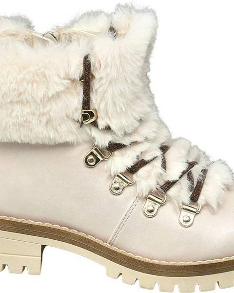 Béžové topánky Graceland