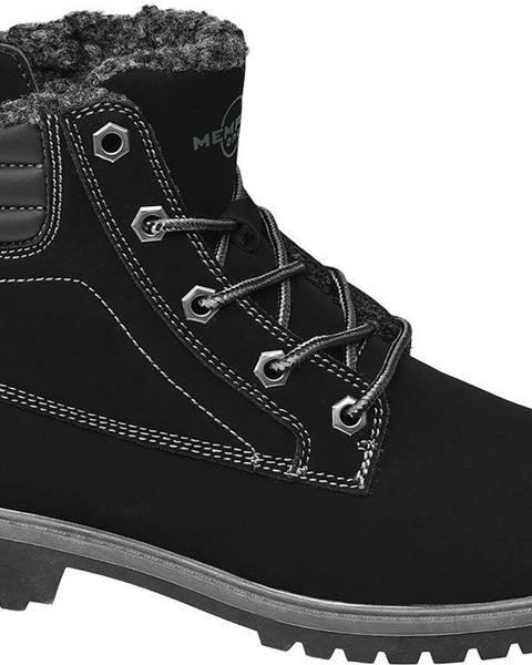 Čierne topánky Memphis One