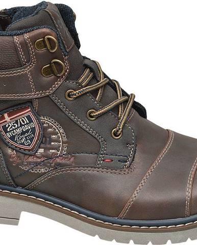 Hnedé topánky Venture by Camp David