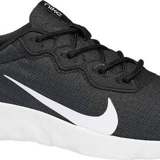 NIKE - Čierne tenisky Nike Explore Strada