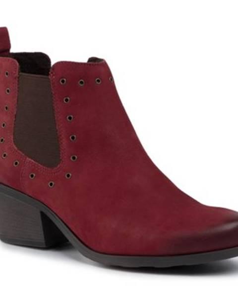 Lasocki Členkové topánky Lasocki RST-CORIA-03 nubuk,koža(useň) lícová