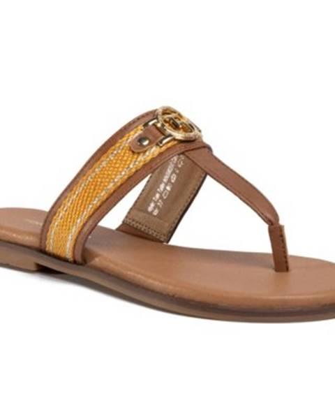 Camel topánky Tom Tailor