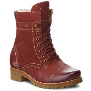 Šnurovacia obuv Lasocki WI20-SYRENA-02 nubuk,koža(useň) lícová