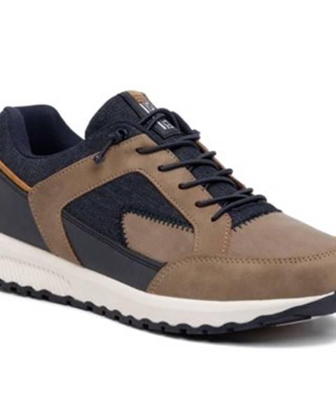 Béžové topánky Lanetti